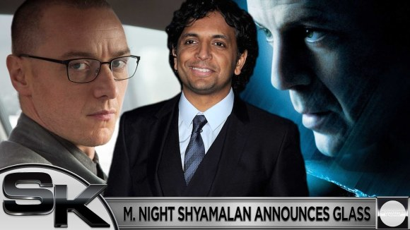 Schmoes Knows - M. night shyamalan announces unbreakable sequel