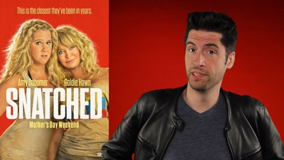 Jeremy Jahns - Snatched - movie review