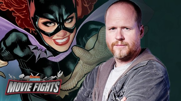 ScreenJunkies - Who should play joss whedon's batgirl!? - movie fights: collider all-stars!