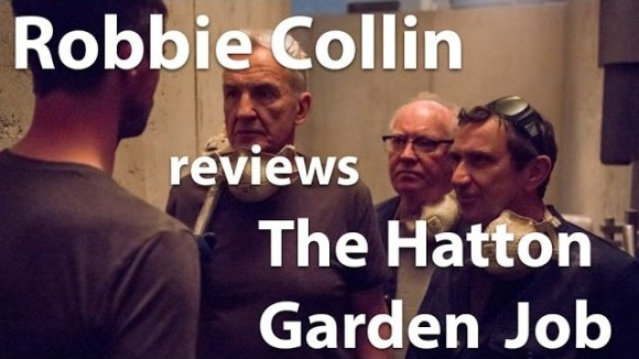 Kremode and Mayo - Robbie collin reviews the hatton garden job