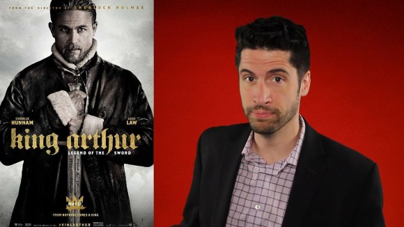 Jeremy Jahns - King arthur: legend of the sword - movie review