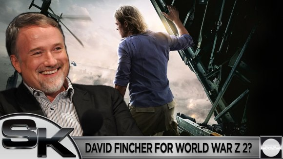 Schmoes Knows - David fincher to direct world war z 2?
