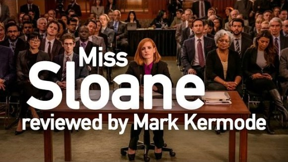 Kremode and Mayo - Miss sloane reviewed by mark kermode