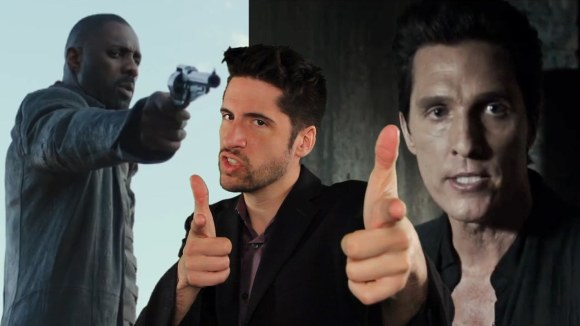 Jeremy Jahns - The dark tower - trailer review
