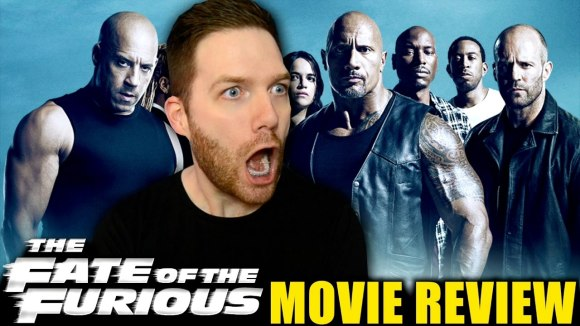 Chris Stuckmann - The fate of the furious - movie review