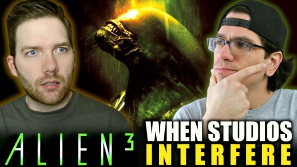 Chris Stuckmann - Alien 3 - when studios interfere