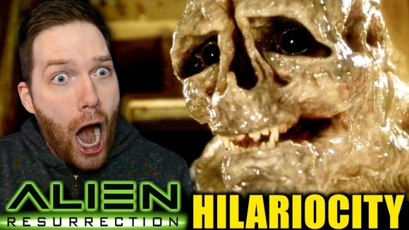 Chris Stuckmann - Alien: resurrection - hilariocity review