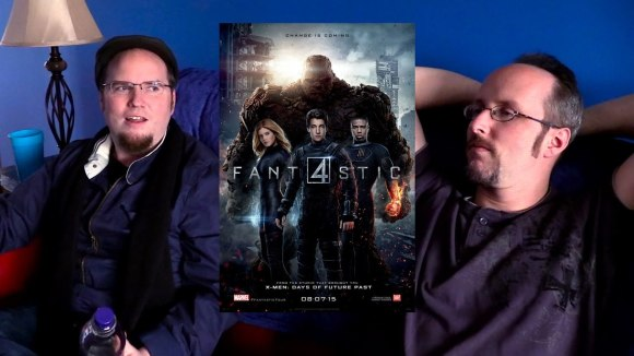 Channel Awesome - Nostalgia critic real thoughts on - fant4stic