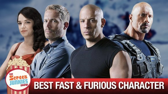 ScreenJunkies - The best fast and furious character is...???