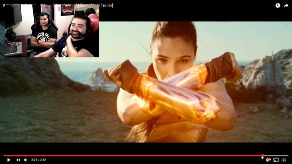 AngryJoeShow - Wonder woman final trailer angry reaction