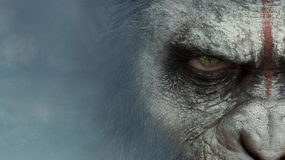 Bereid je voor op het einde van de mens in laatste trailer 'War for the Planet of the Apes'