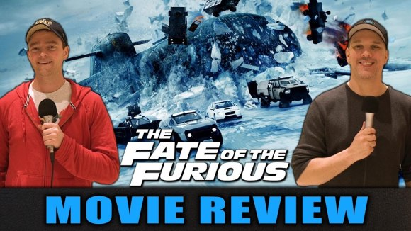 Schmoes Knows - The fate of the furious movie review