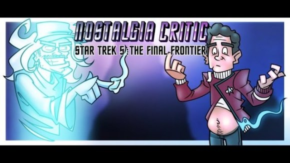 Channel Awesome - Star trek v: the final frontier - nostalgia critic