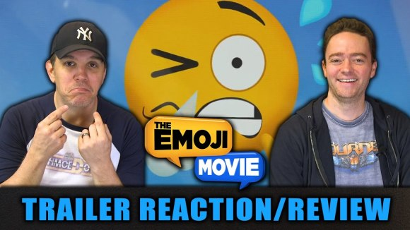 Schmoes Knows - The emoji movie trailer #1 reaction & review