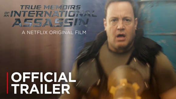 The True Memoirs of an International Assassin - Official Trailer