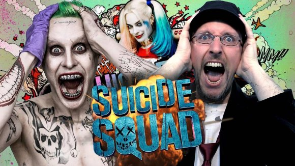 Channel Awesome - Suicide squad - nostalgia critic
