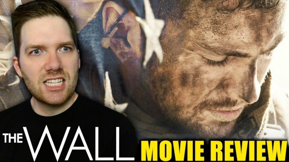 Chris Stuckmann - The wall - movie review
