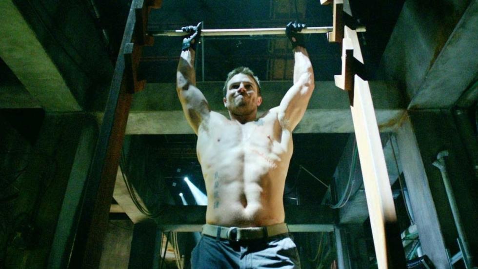 Arrow-acteur Stephen Amell wordt Ninja Warrior voor het goede doel