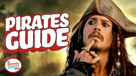 ScreenJunkies - Skip the rewatch: a guide to pirates of the caribbean!