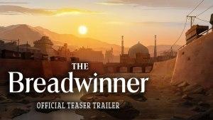 The Breadwinner (2017) video/trailer
