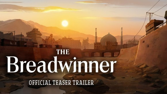 The Breadwinner - Teaser Trailer