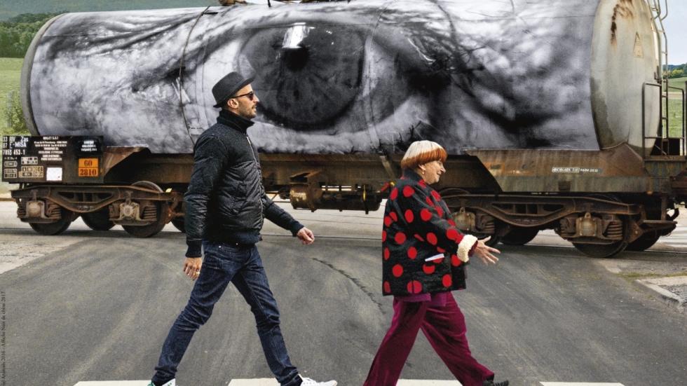 Leuke, speelse trailer nieuwe Agnès Varda: 'Visages, Villages'