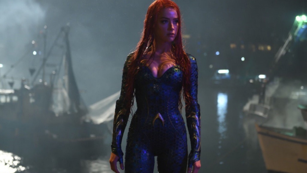 Mooie foto's Queen Mera in 'Aquaman'