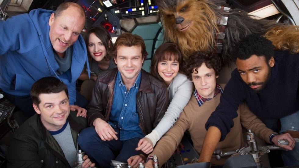 Foto's Alden Ehrenreich als Han Solo