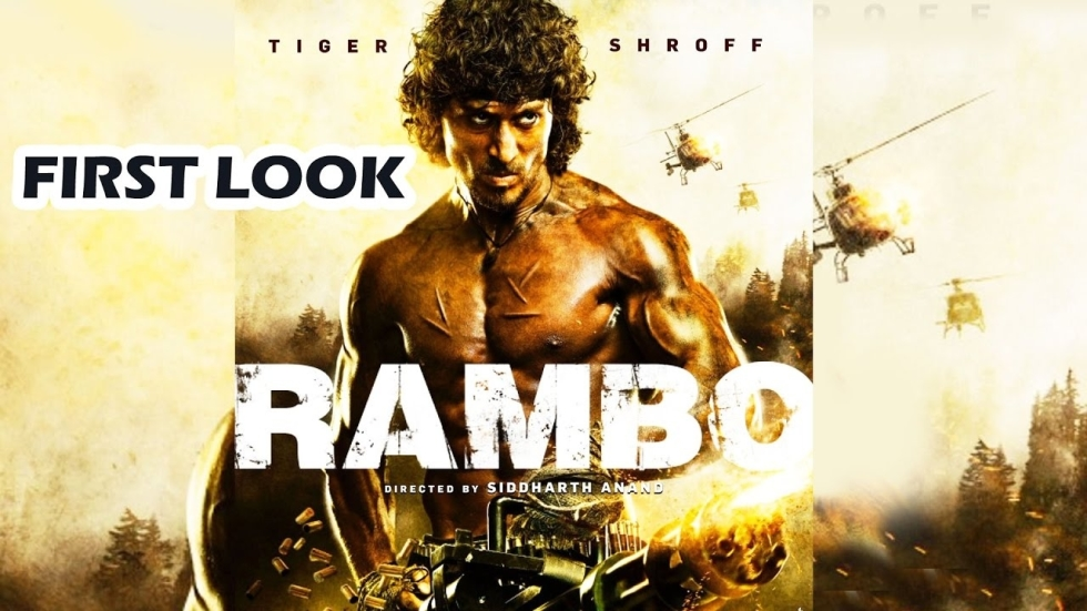 Eerste blik op Indiase remake 'Rambo'