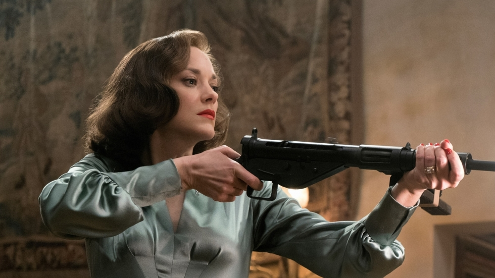 Blu-Ray Review: Allied