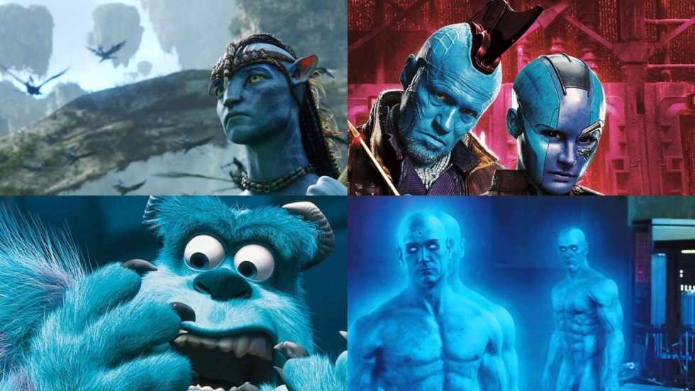 POLL: Blauwe personages in films!