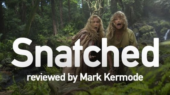 Kremode and Mayo - Snatched reviewed by mark kermode