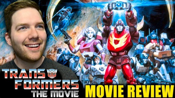 Chris Stuckmann - The transformers: the movie - movie review