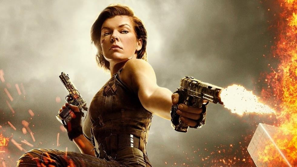 'Resident Evil' terug met zesdelige filmreeks