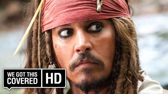 Pirates of the Caribbean: Salazar's Revenge - Clip: Jack Sparrow