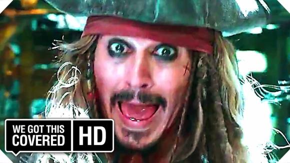 Pirates of the Caribbean: Salazar's Revenge - Clip: Death
