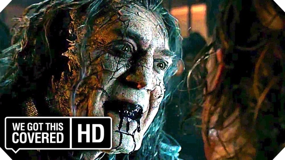 Pirates of the Caribbean: Salazar's Revenge - Clip: Ghosts