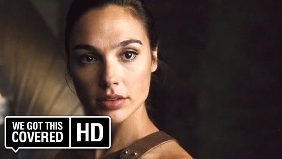 Wonder Woman - Clip:  Spy