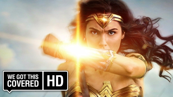 Wonder Woman - Clip: Cleaning House