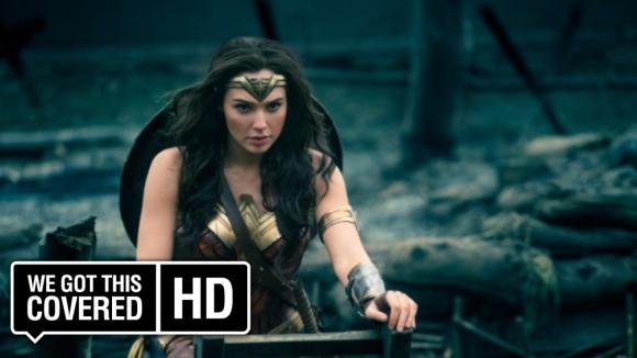 Wonder Woman - Clip: Training