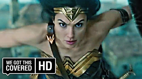 Wonder Woman- Clip: What Are You