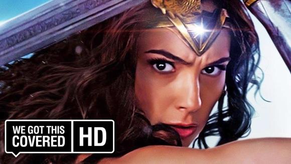 Wonder Woman - Clip:  Anything Else?