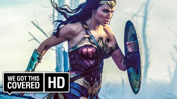 Wonder Woman - Clip: Hand That Over