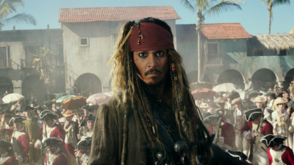 Alles over 'Pirates of the Caribbean: Salazar's Revenge'