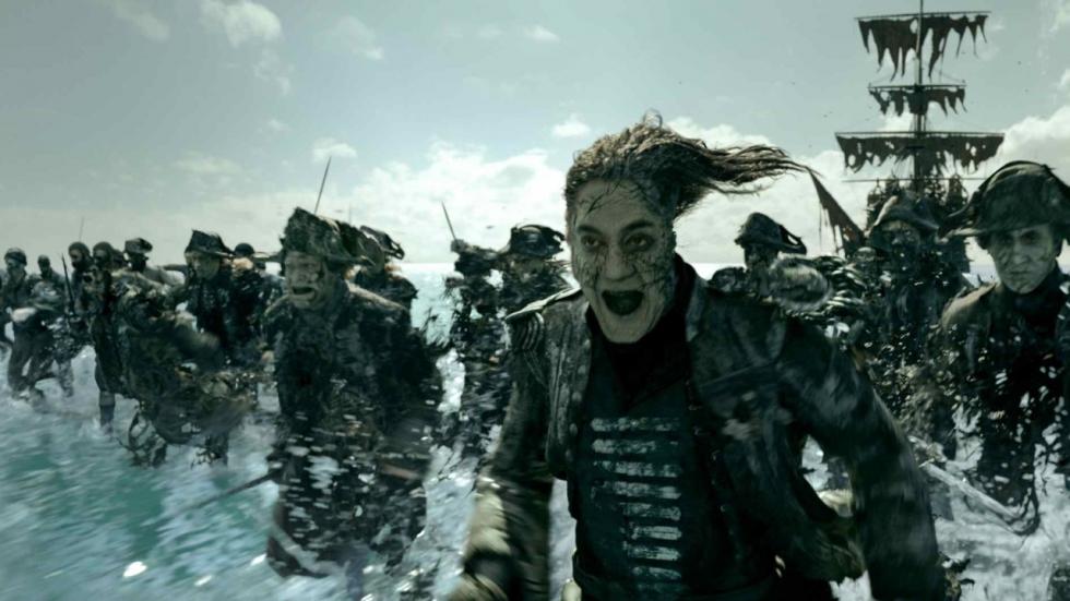 Eerste recensies 'Pirates of the Caribbean 5' erg gemengd