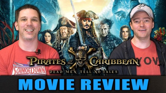 Schmoes Knows - Pirates of the caribbean: dead men tell no tales movie review