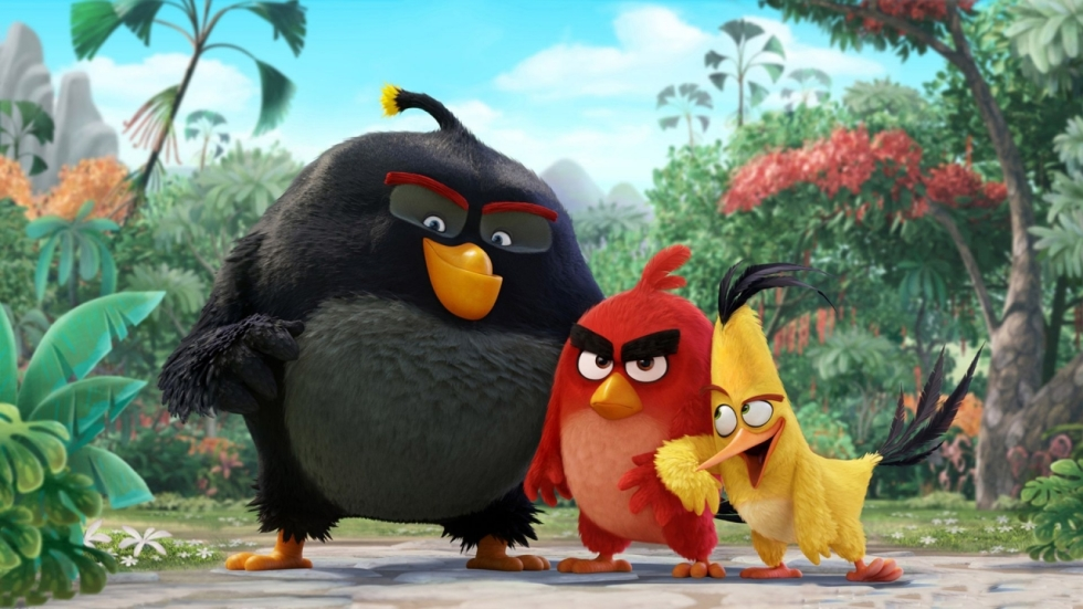 'Angry Birds'-vervolg in 2019 in première