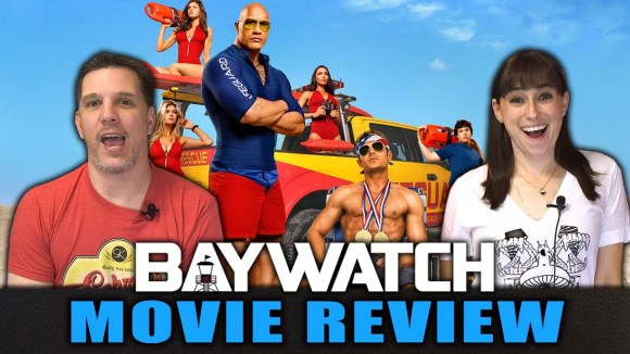 Schmoes Knows - Baywatch movie review