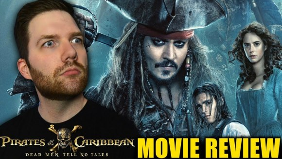 Chris Stuckmann - Pirates of the caribbean: dead men tell no tales - movie review