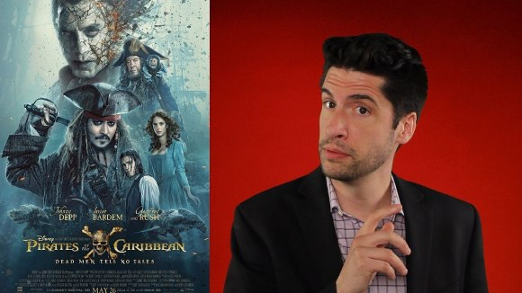 Jeremy Jahns - Pirates of the caribbean: dead men tell no tales - movie review